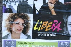 """L'ex-sindaco di Vignola Daria Denti, invitata in qualità di economista ad un dibattito su """"MAFIE: econoMia"""" a Spilamberto."""